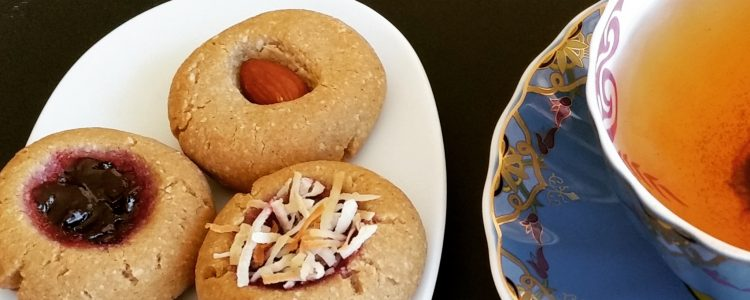 Cinnamon Cookies (Gluten Free)
