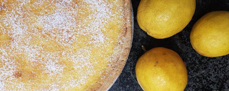 Sweet Shortcrust Pastry (GF)